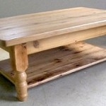 renover table basse