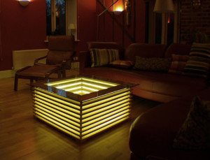 table basse led avantages